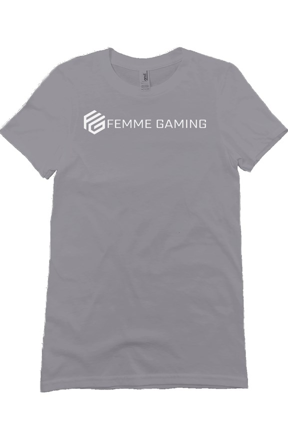 Femme Gaming Classic Fit Tee